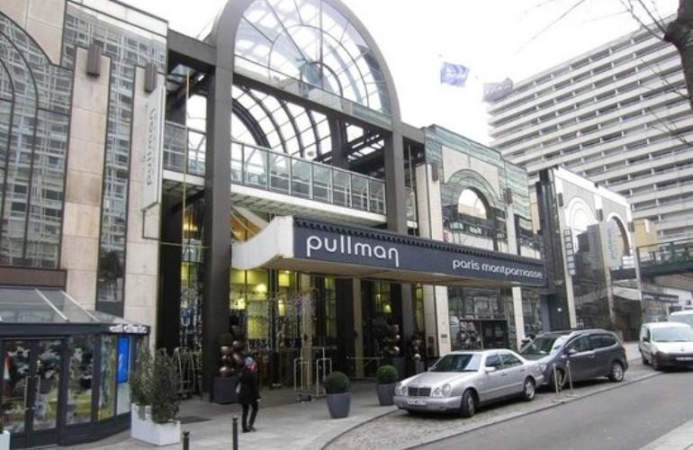 отель Pullman Paris Montparnasse