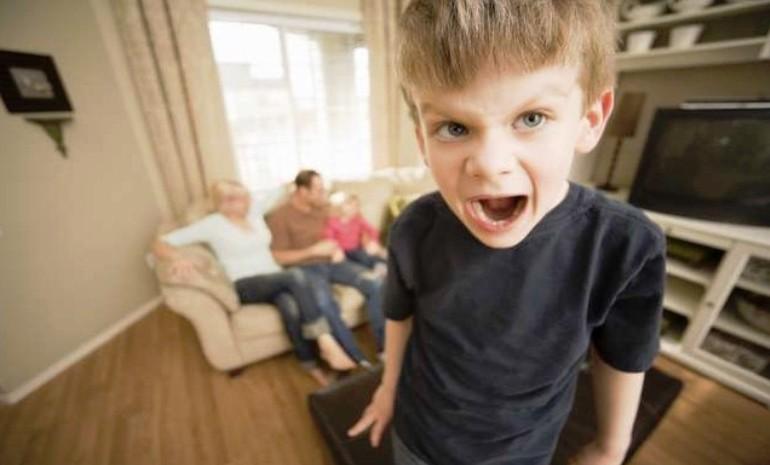 Первые признаки психопатии у детей