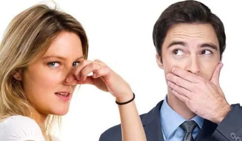 сладковатый запах изо рта у взрослого