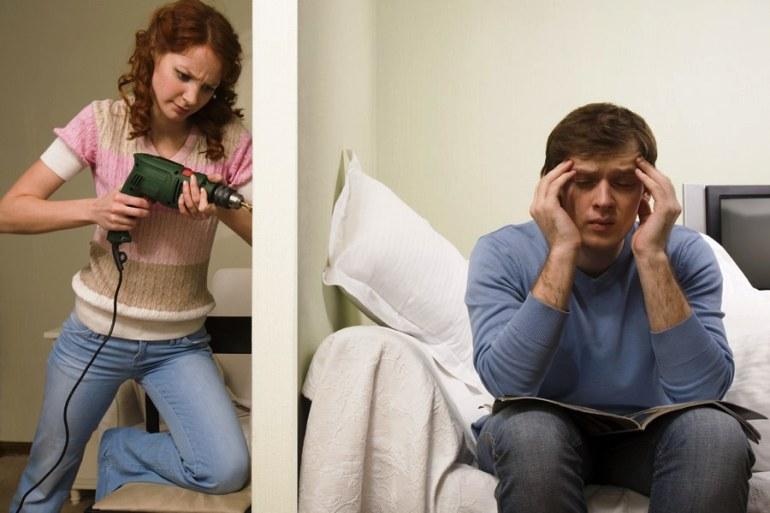 Шум и громкая музыка опасны для здоровья