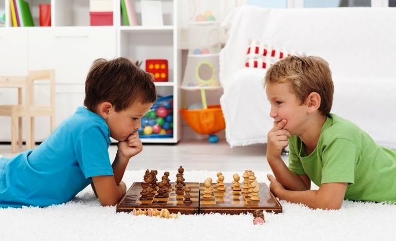 Интеллектуальные игры воспитывают из ребенка гения