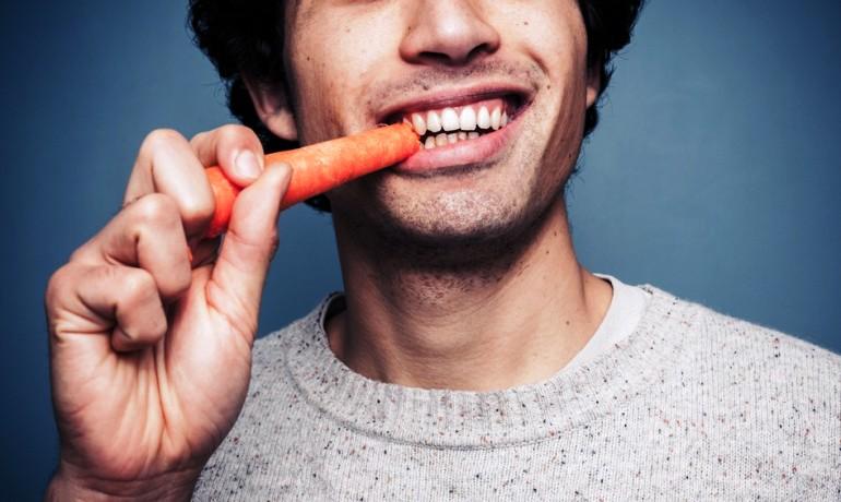 Морковь добавляет мужчинам привлекательности