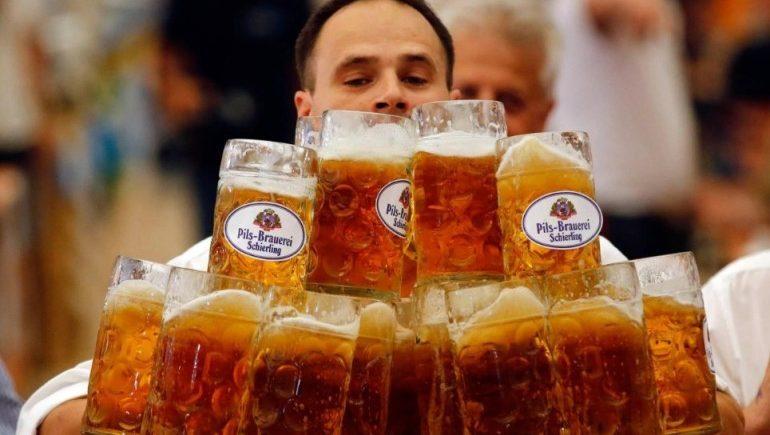 Пиво уменьшает риск сердечных заболеваний
