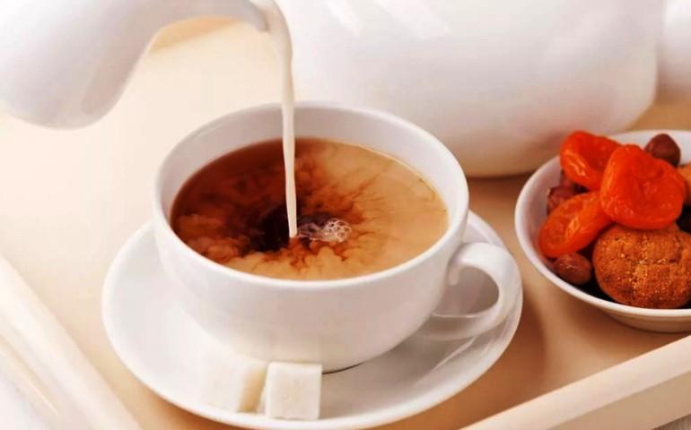 Чай и кофе нужно пить без добавок