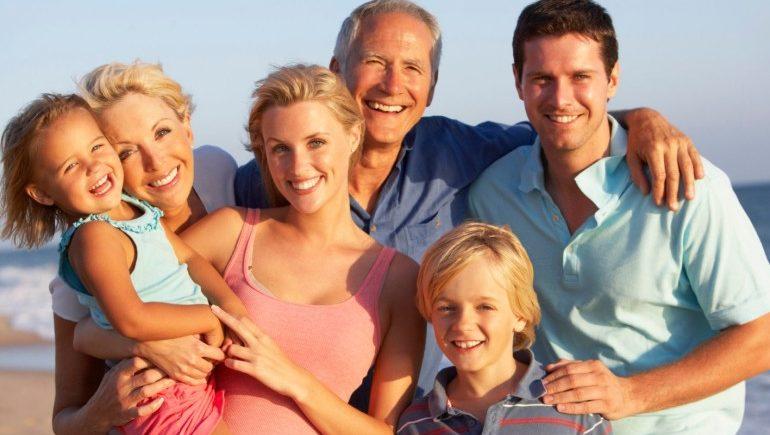 Количество детей влияет на продолжительность жизни родителей