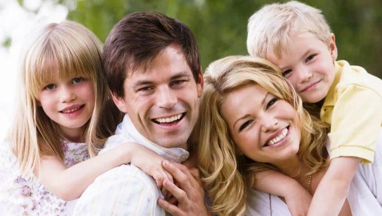 Какие черты лица дети наследуют от родителей