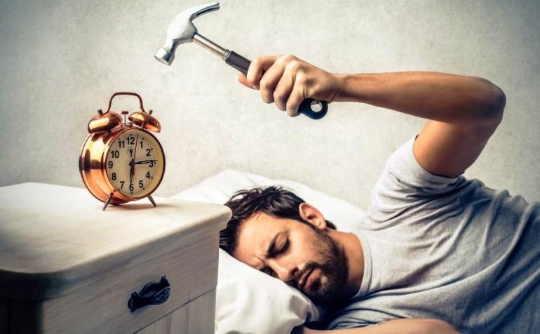 Как научиться легко вставать утром