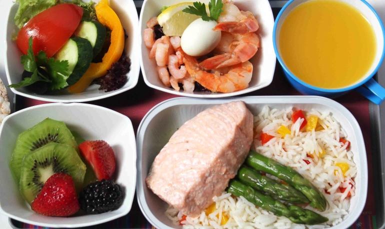 Низкокалорийная пища замедляет старение