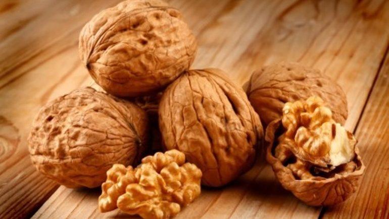 Грецкие орехи уменьшают аппетит