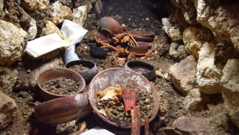 В Гватемале найдена древнейшая гробница правителя майя