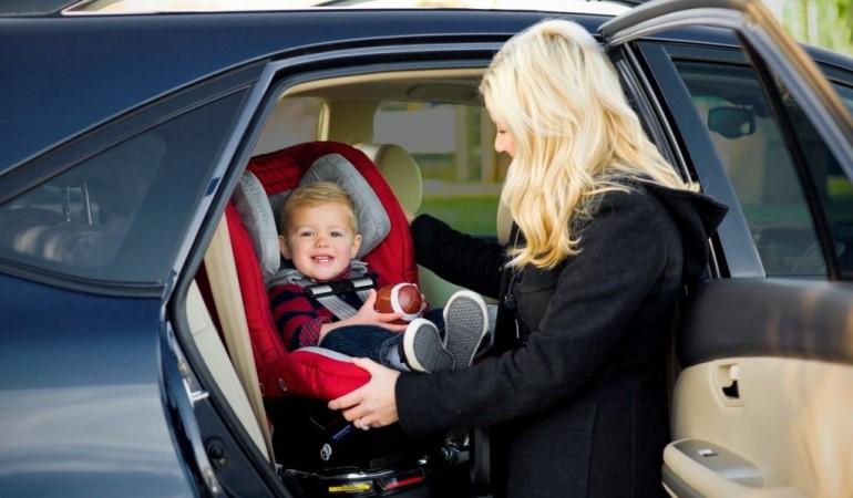 Зачем нужно детское автомобильное кресло