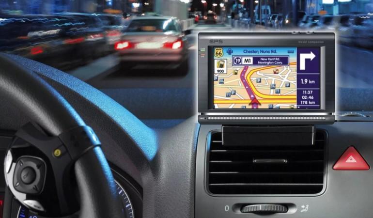 GPS навигаторы в помощь автомобилисту