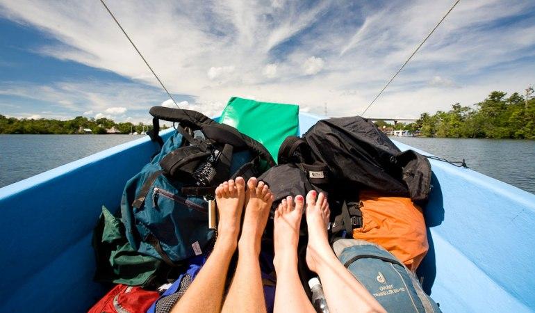 Что взять с собой в путешествие на лодке