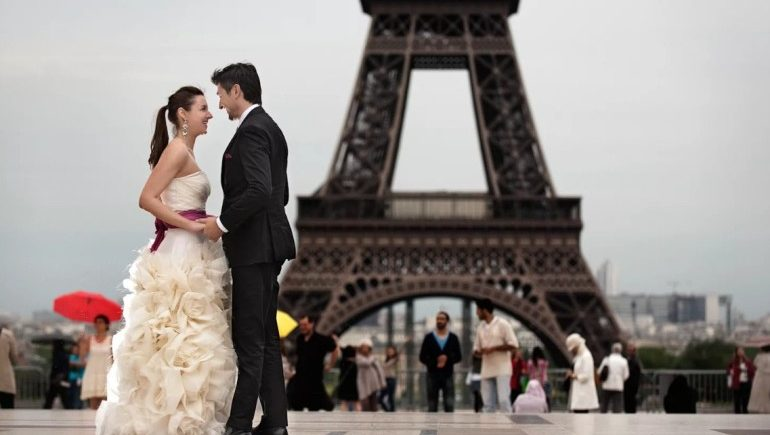Куда отправиться в идеальное свадебное путешествие