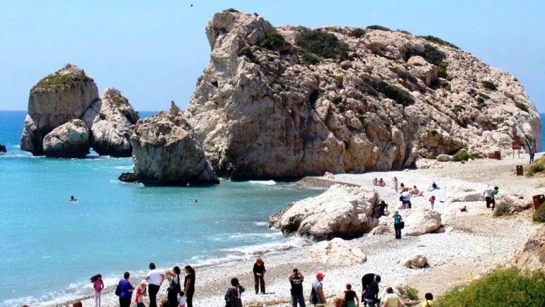 Кипр место рождения Афродиты - Петра ту Ромиу