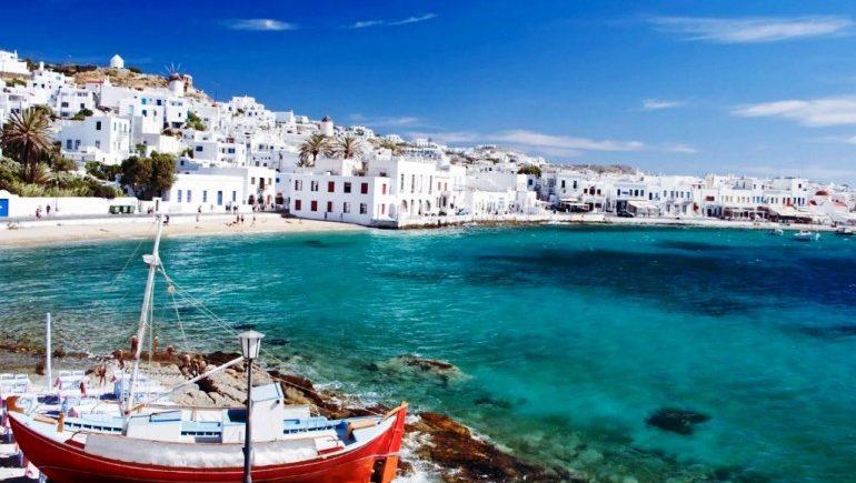 Великолепный греческий остров Крит