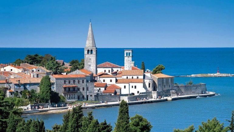 Лабиринты хорватской истории – Пореч