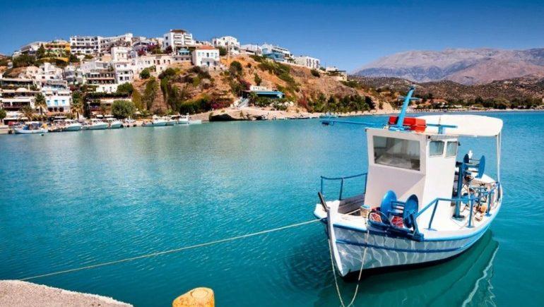 Пляжные курорты Греции