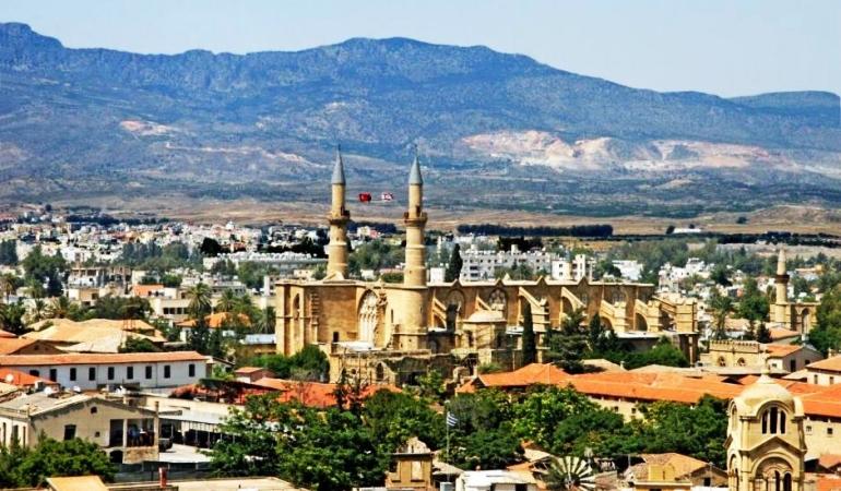 Столица республики Кипр - Никосия