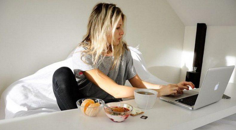 Почему люди, работающие онлайн, быстрей устают