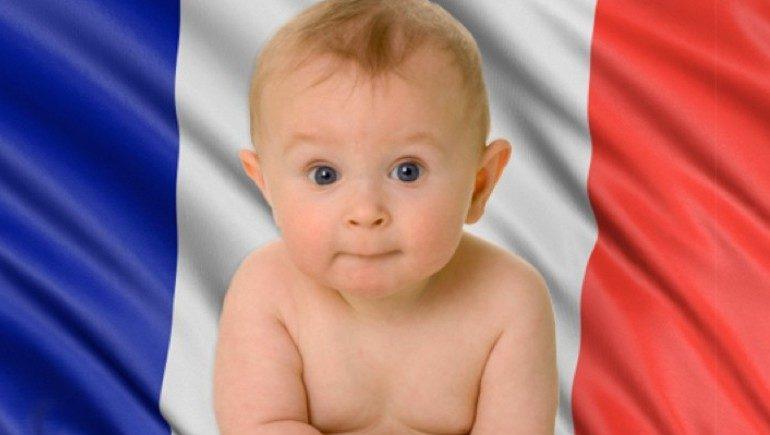 Французские женщины рожают больше всех в Европе