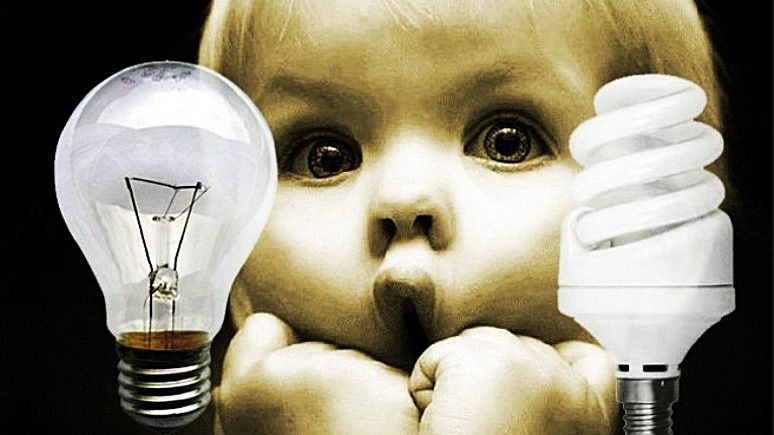 Вредное влияние энергосберегающих ламп на здоровье человека