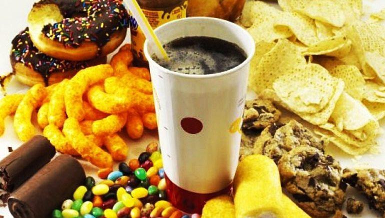 Почему людям нравиться вредная пища