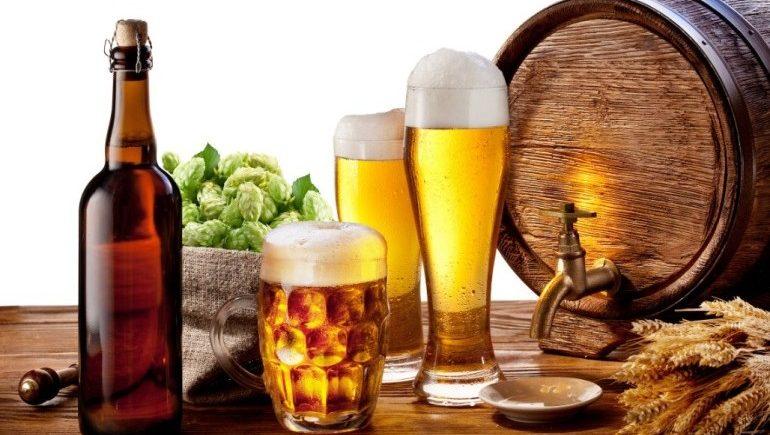 Если вы на диете, то в баре лучше брать пиво вместо коктейля