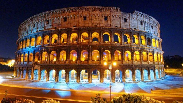Колизей – символ древнего Рима