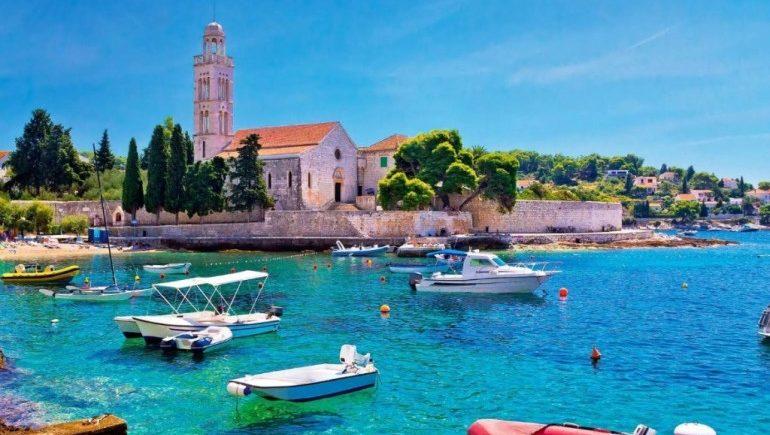 Аромат лаванды в Хорватии – остров Хвар