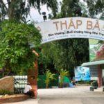 Как добраться до грязевых ванн Тхап Ба (Thap Ba) в Нячанге
