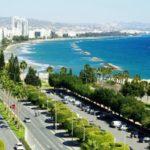 Лимассол – второй по величине город острова Кипр