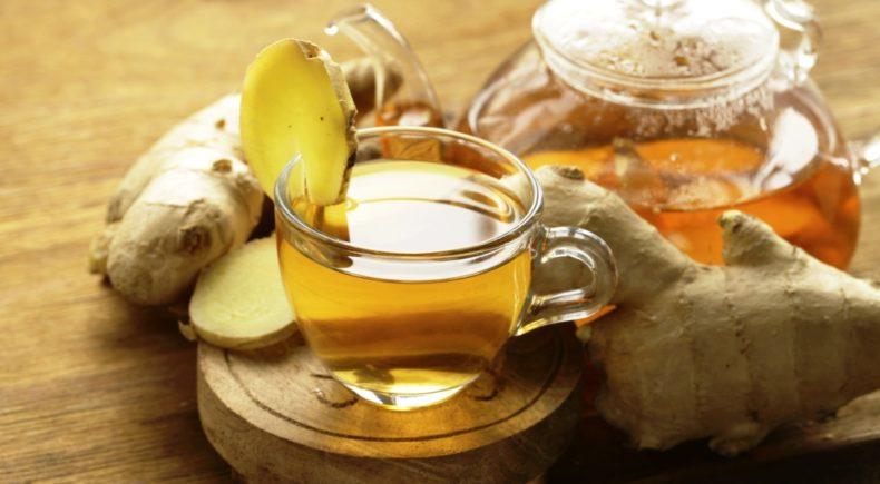 Как приготовить лечебный напиток из имбиря