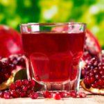 Гранатовый сок эффективно борется со стрессом