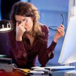 Портит ли работа за компьютером зрение? Нет