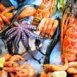 Употребление морепродуктов улучшает память