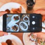 Фотоотчёты в социальных сетях помогают худеть