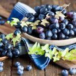 Ягоды полезные для здоровья лёгких