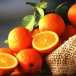 Апельсины положительно влияют на зрение человека