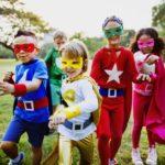 Супергерои отрицательно влияю на детей