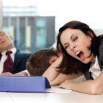 Как отличить лень от сонливости