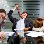 Переработка пагубно влияет на карьеру и здоровье