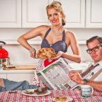 Продолжительность жизни мужа зависит от его жены