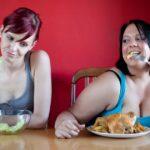 Почему полным людям так трудно сидеть на диете