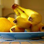 Бананы и лимоны защитят сердце в зимний период