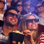 Посещение кинотеатра положительно воздействует на здоровье