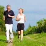 Занятия лёгким бегом продлевают жизнь на треть