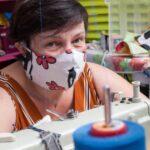 Защищает ли ношение матерчатой маски от коронавируса?