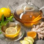 Эффективность лимона и имбиря против коронавируса