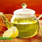 Лимонный чай для облегчения боли в горле